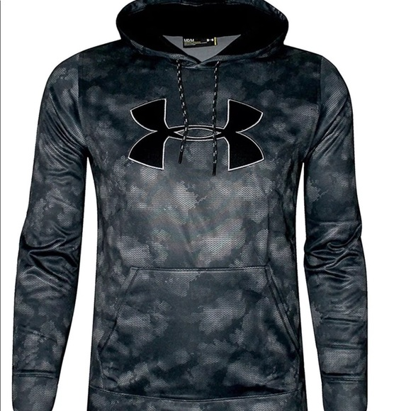 48812d7e SMALL UNDER ARMOUR STORM ARMOUR HOODIE MEN NWT